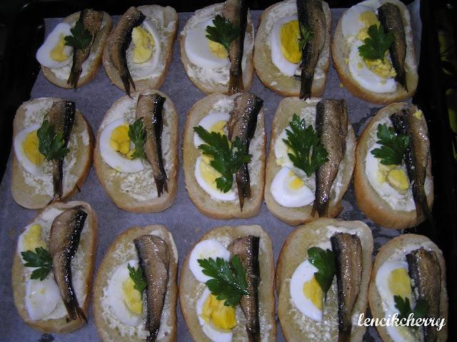 Любимые бутерброды
