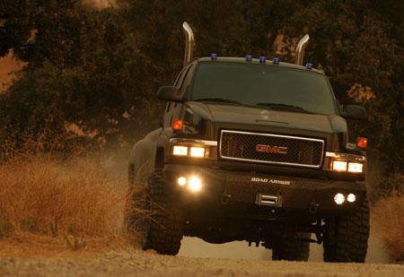 Ironhide Truck Transformers