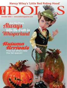 Published in Dolls Magazine