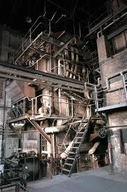 Patrimonio industrial arquitect nico se inaugura la for Roca termica
