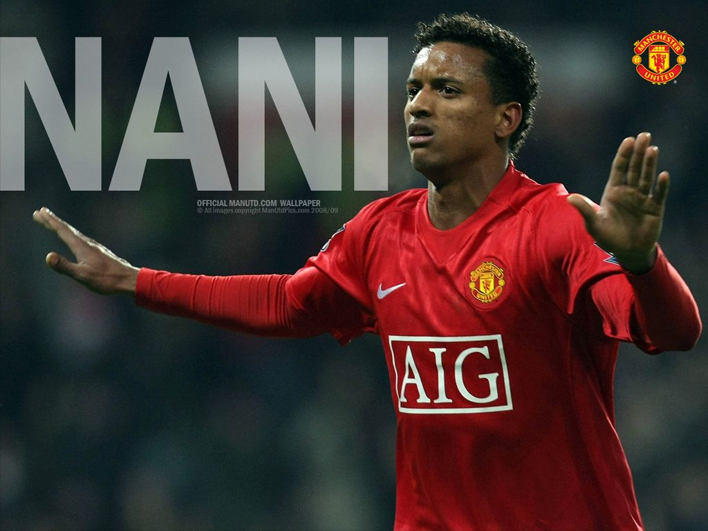 wallpaper free picture: Luis Nani Wallpaper 2011