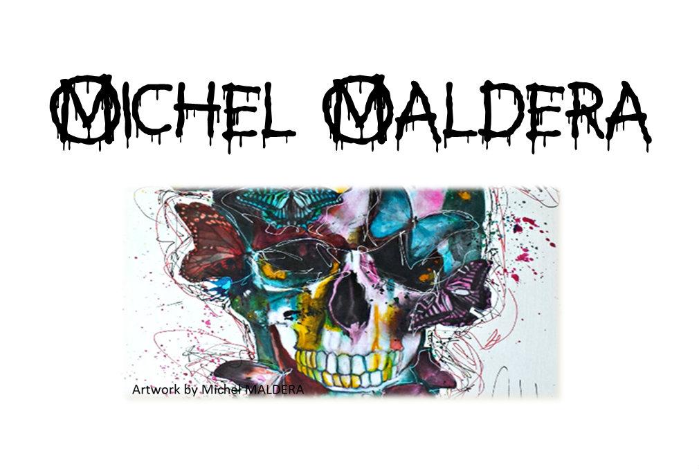 Michel Maldera Peintures et Sculptures