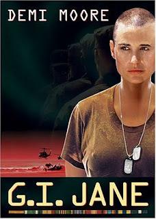Nữ Chiến Binh Quả Cảm - G.i. Jane