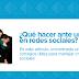 ¿Qué hacer ante una crisis en redes sociales?