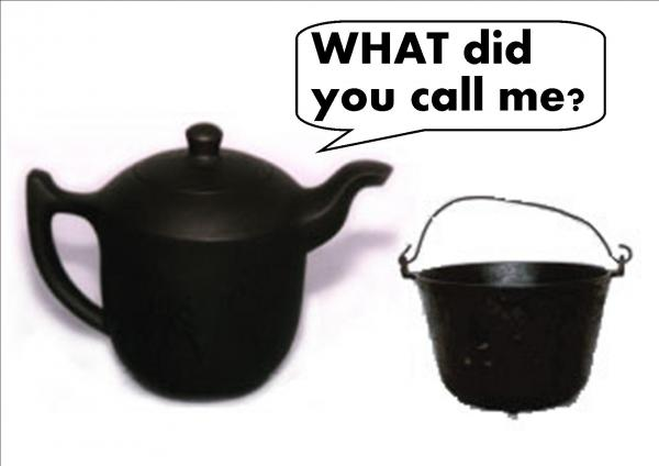 Pot Calling The Kettle Black ~ Pot calling the kettle black quotes quotesgram