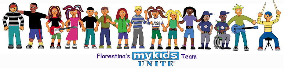 MyKids Unite© Celebrate Friendships for All, Kindness to Animals & A Healthy Planet