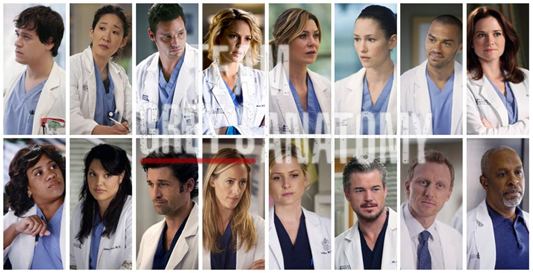Team Greys Anatomy