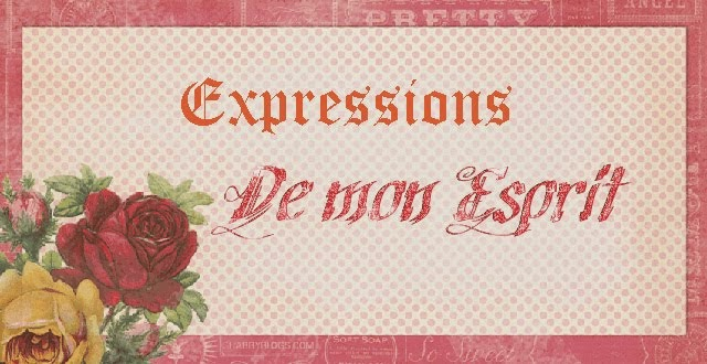 Expressions De mon Esprit