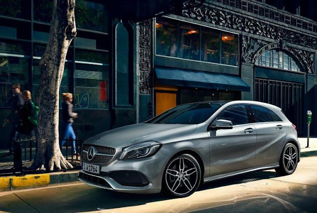Mercedes-Benz A-класса 2015-2016 модельно года