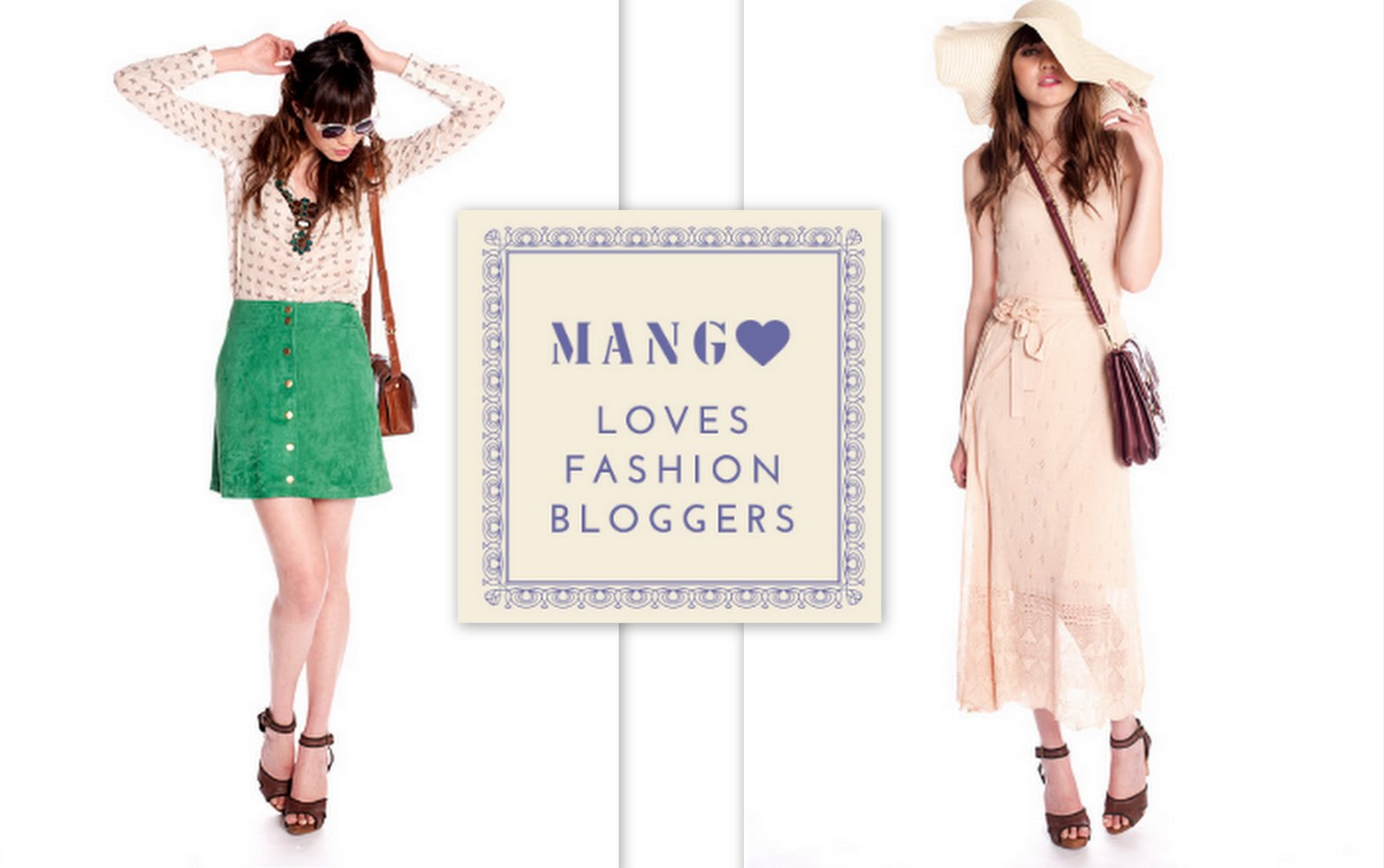 Stories: MANGO LOVES FASHION BLOGGERS