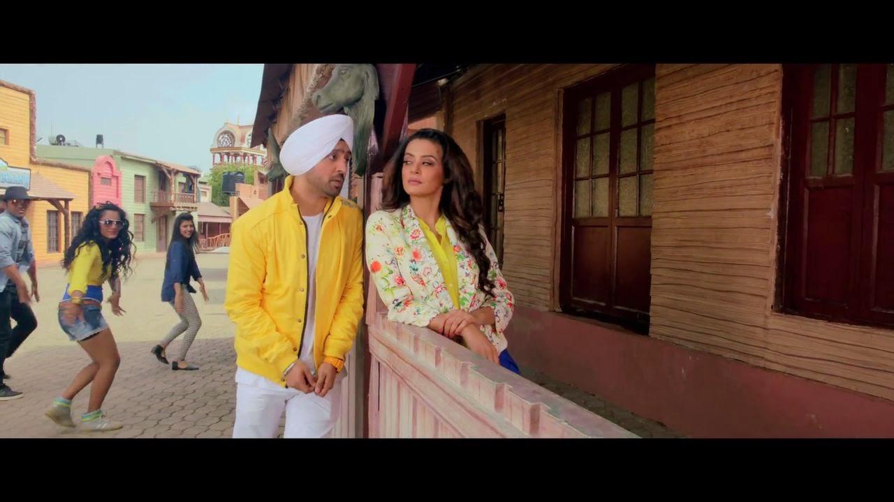 Beautiful Billo - Disco Singh - HD - Diljit Dosanjh Surveen Chawla - Multi-Links