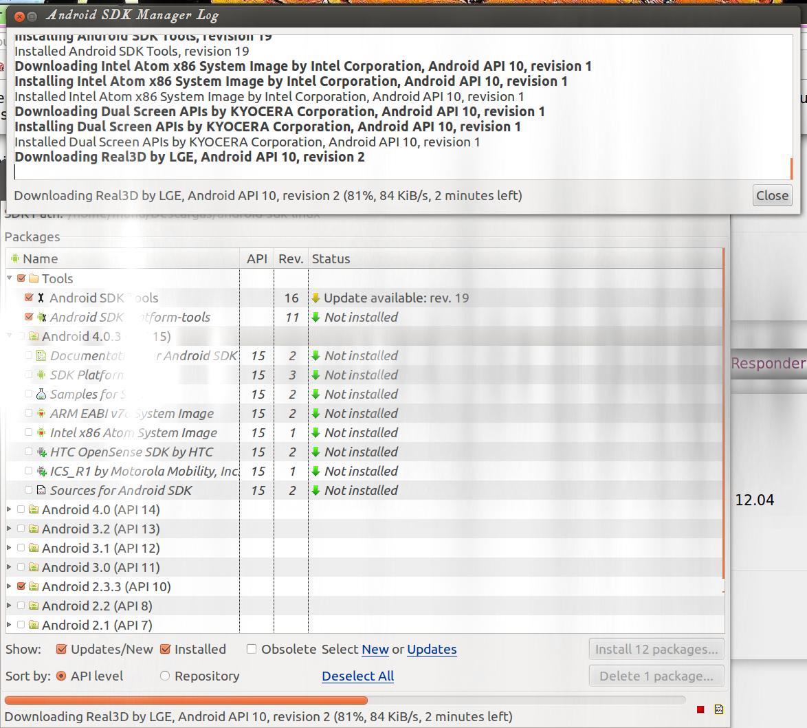 Linux desde Villarrica Chile