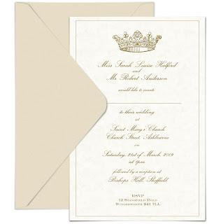 Modelo de convite para casamento, simples porém lindo!