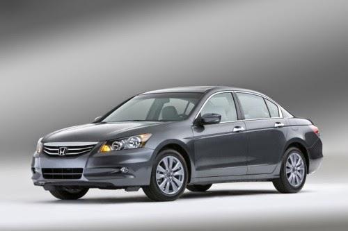 Carro popular da América Honda Accord