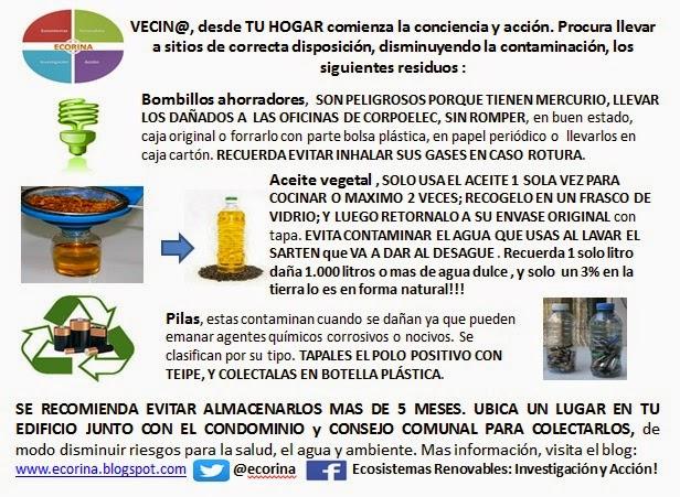 Vecin@ reduce, reusa, recicla