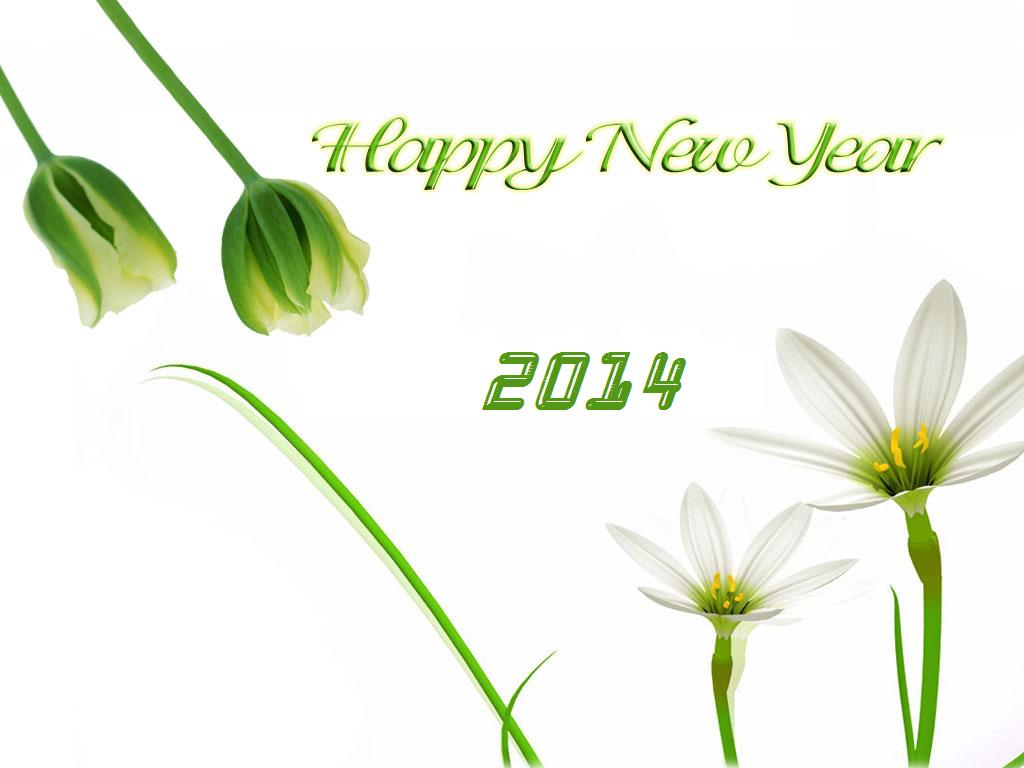 Wallpaper Happy New Year 2014 Selamat Tahun Baru