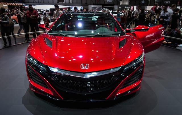 ホンダがNSXに次ぐ新型のミッドシップスポーツカーを投入?