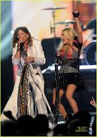 Carrie Underwood and Steven Tyler: ACM Awards Duet!