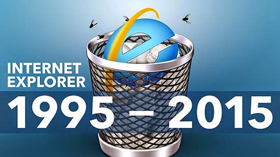 addio internet explorer