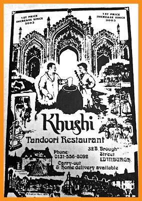 khushi punjabi restaurant edinburgh
