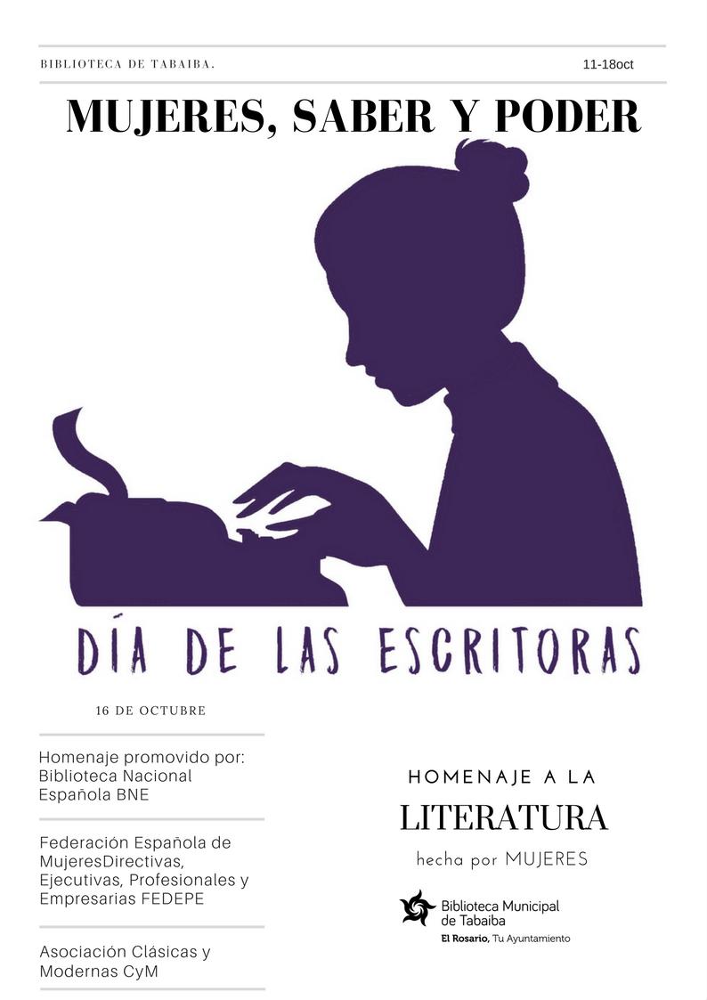 II Día de las Escritoras