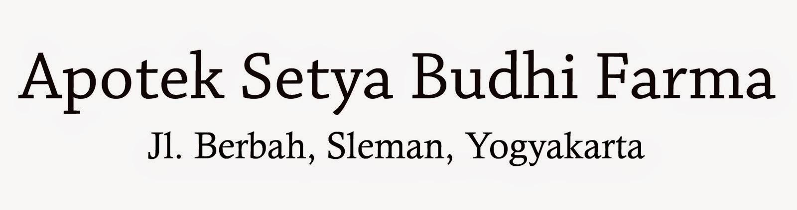Apotek Setya Budhi Farma