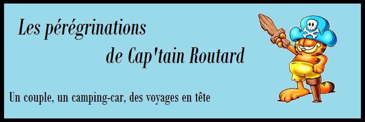 Les pérégrinations de Cap'tain Routard