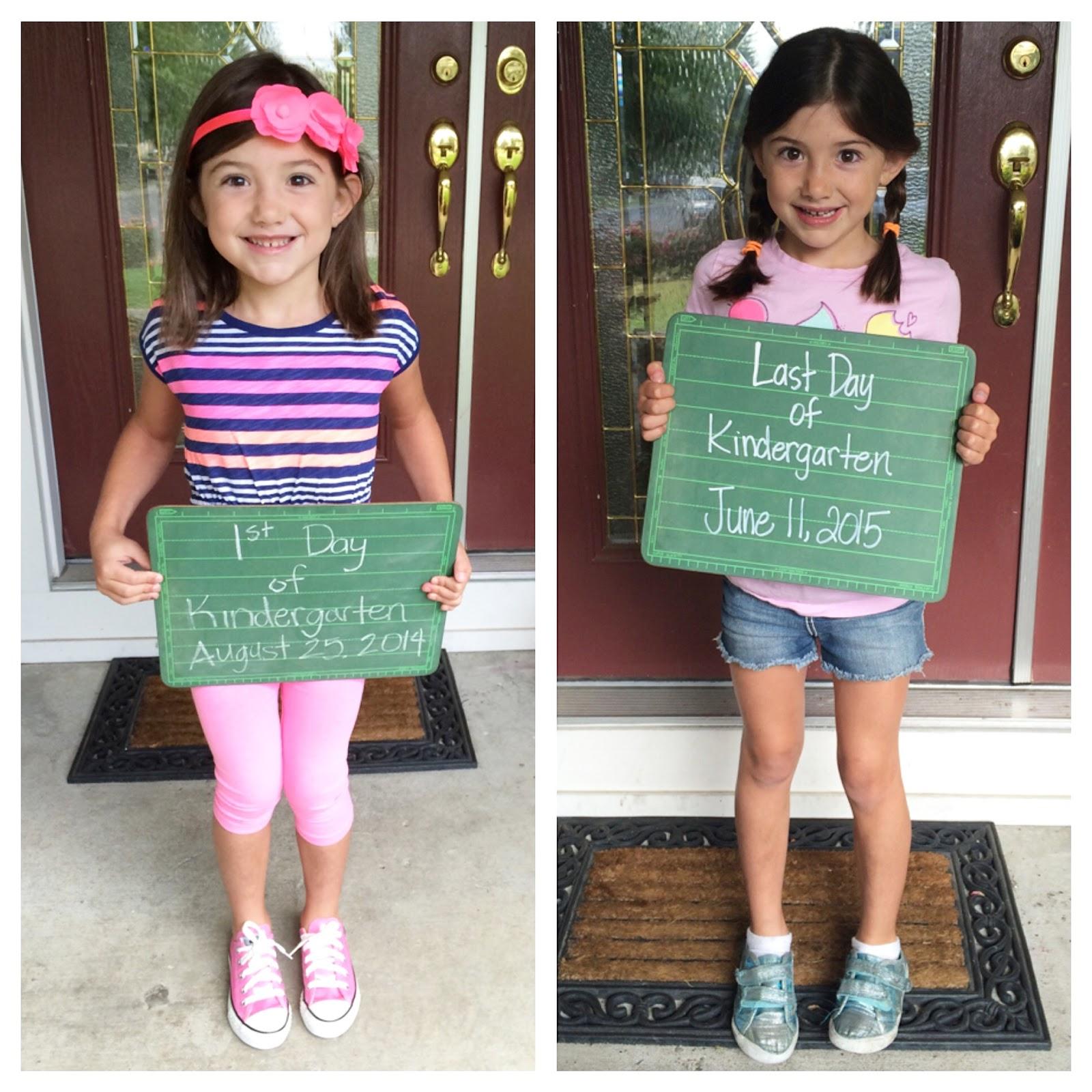 Goodbye Kindergarten, Goodbye 2nd Grade...Hello Summer + A Winner!