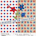 O´Scrap Blog Train freebie: 4th July