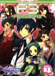 Persona 3 4 Koma Kings Manga