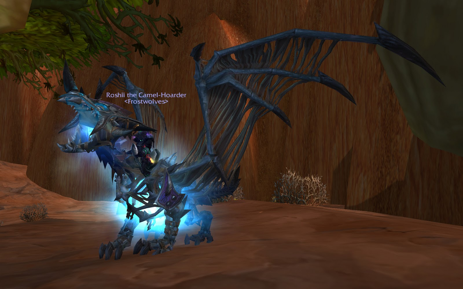 The Daily Frostwolf - Druid Edition: Roshii and the Icebound ...