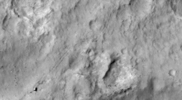 Inilah Cara NASA Curiosity Kerja di Planet Merah