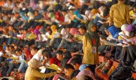 Sebanyak 2.031 Pelamar CPNS Bireuen Gagal Ikut Tes Seleksi