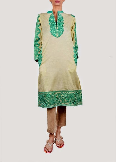 Sana Safinaz - Ready To Wear Eid Collection 2014