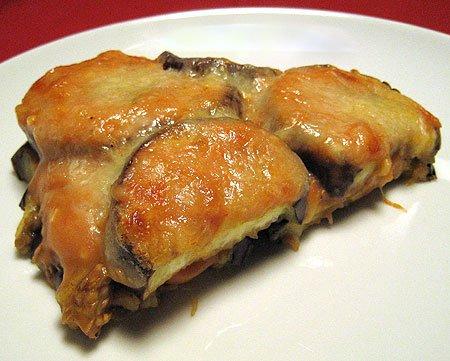 Eggplant Parmesan Casserole | Taste & Flavours