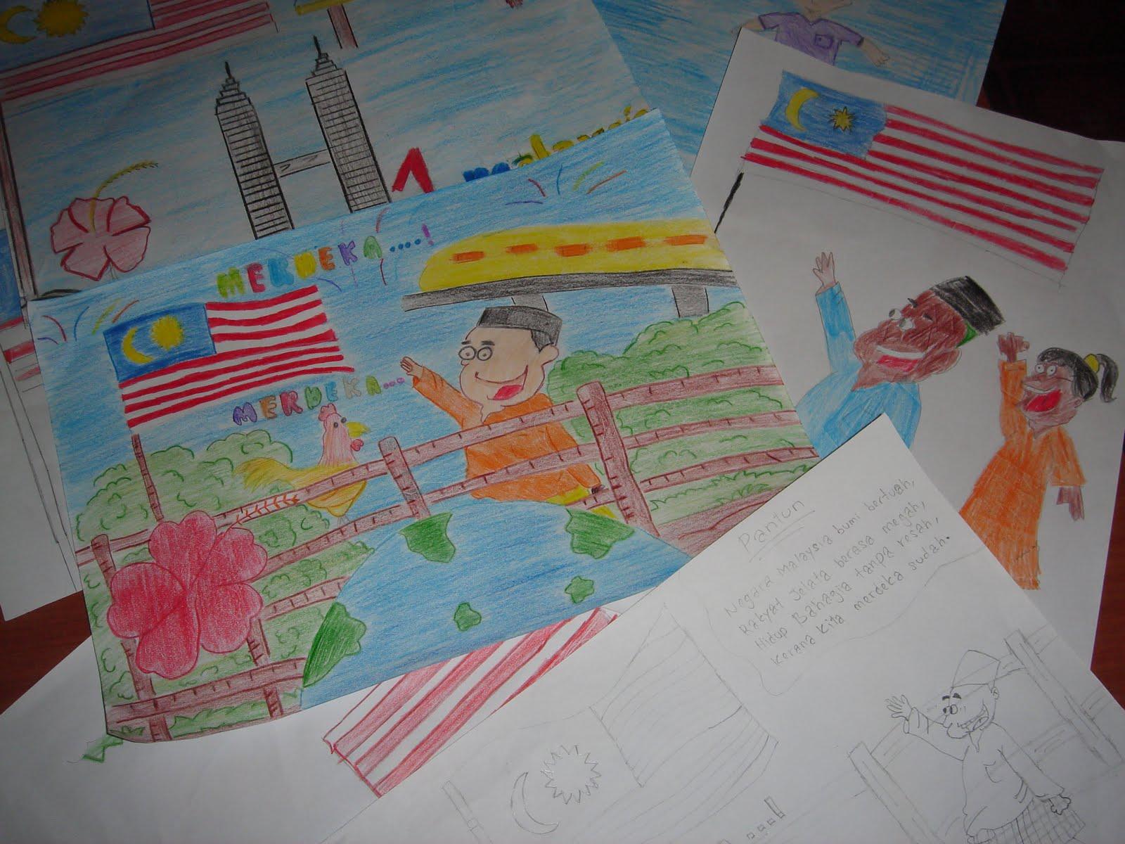 hari raya aidilfitri sambutan hari kemerdekaan ulasan aktiviti