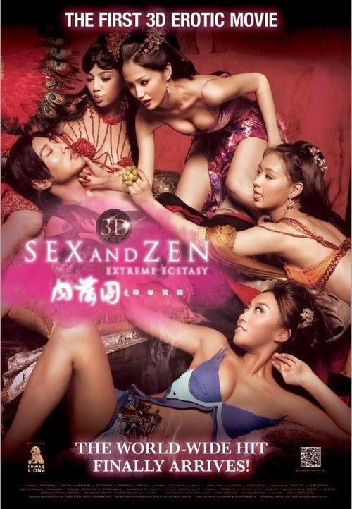 Sex and Zen 3D Extreme Ecstasy ตำรารักทะลุจอ 3D [HD][พากย์ไทย]