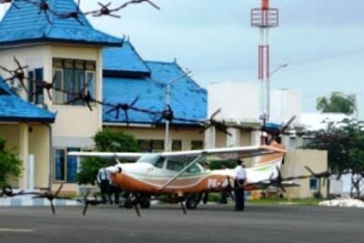 Bandara Trunojoyo, Sumenep, Madura, Jawa Timur. ZonaAero