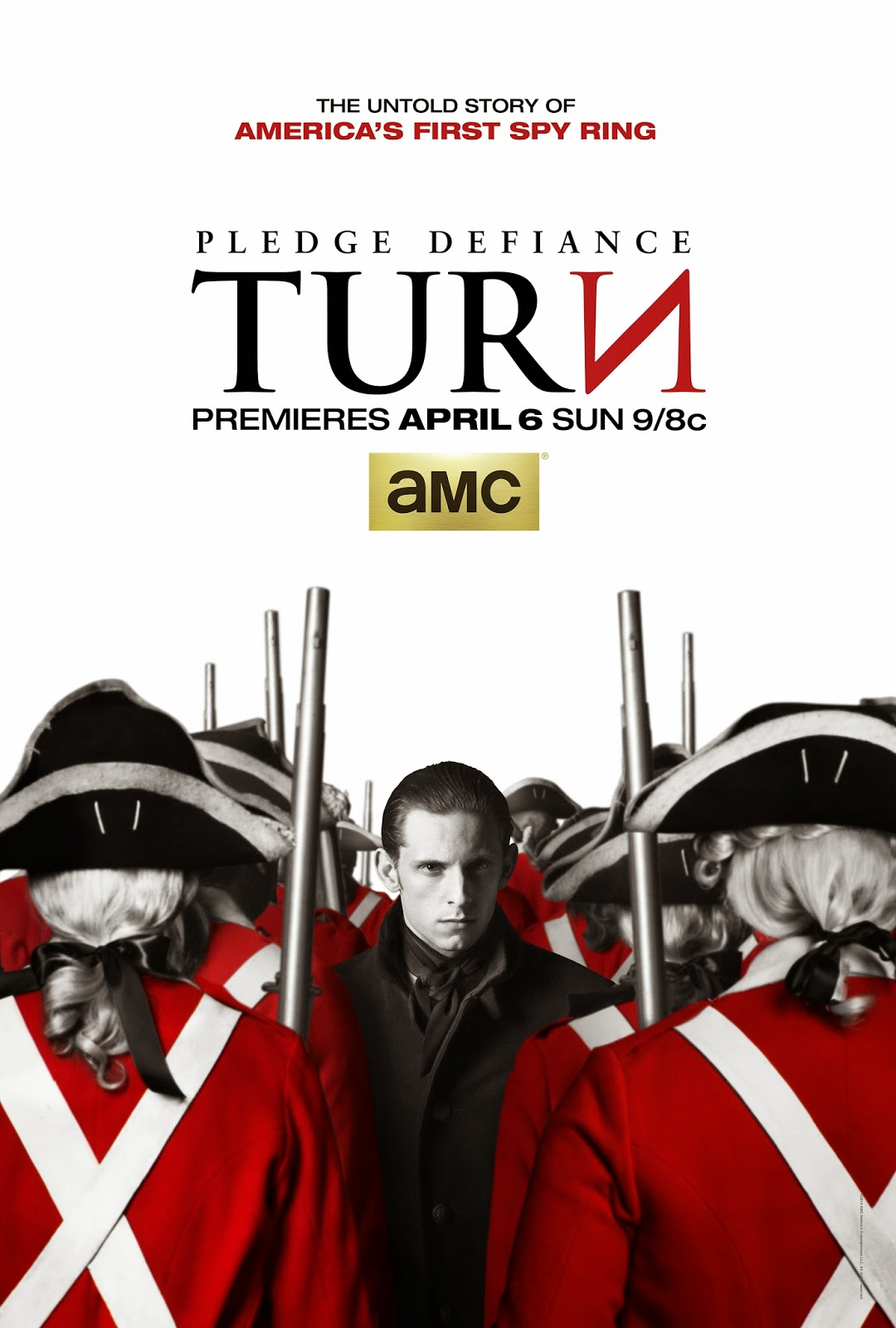 Turn – Todas as Temporadas Dublado / Legendado (2014)