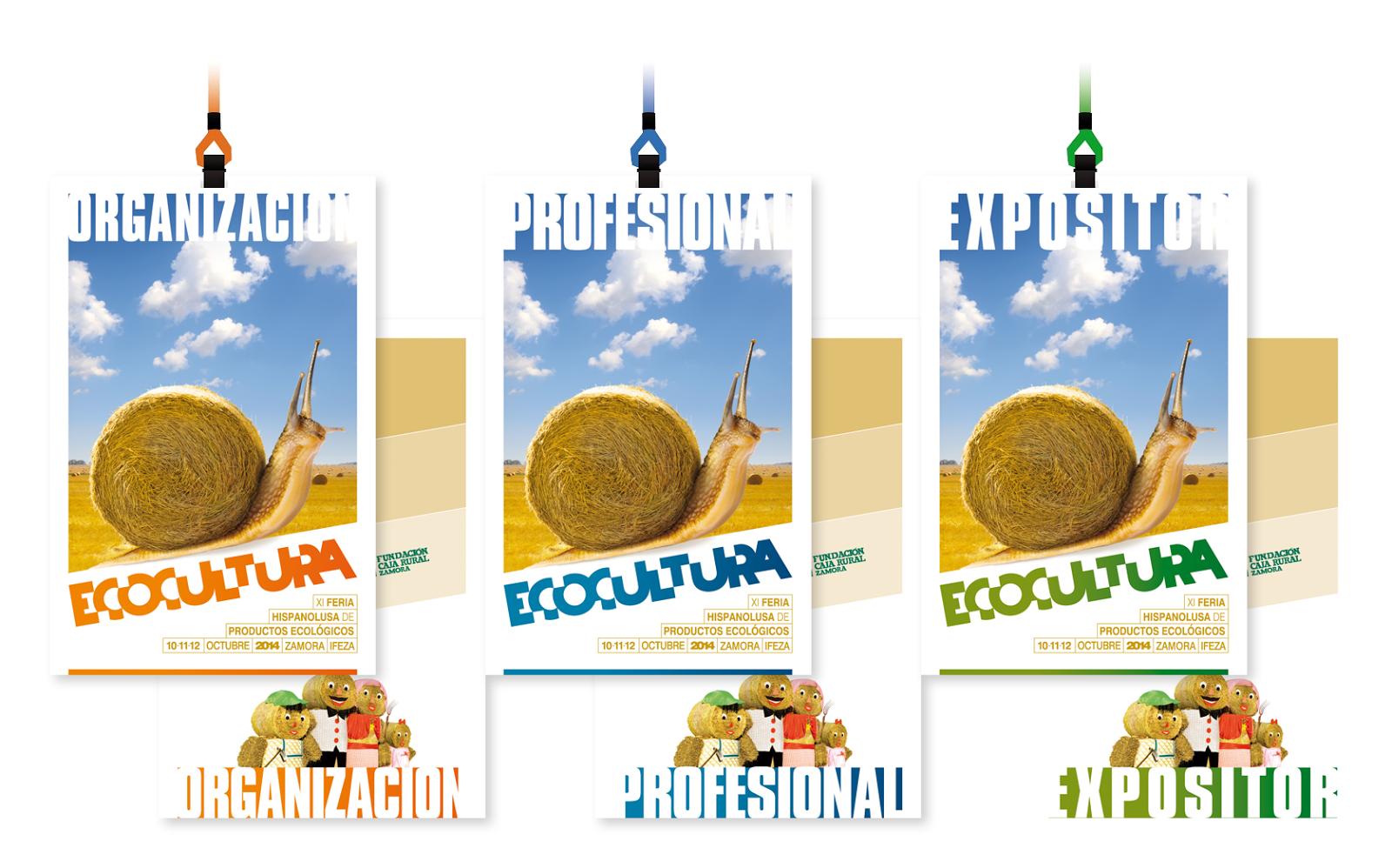 ACREDITACIONES Ecocultura2014