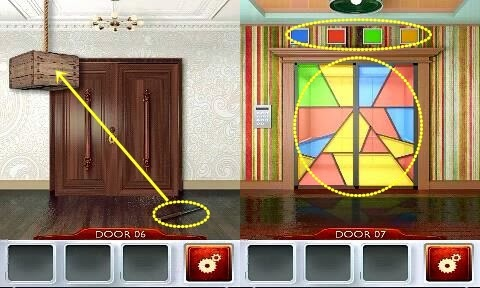 Best game app walkthrough 100 doors 2 walkthrough level 6 for 100 doors door 9 solution