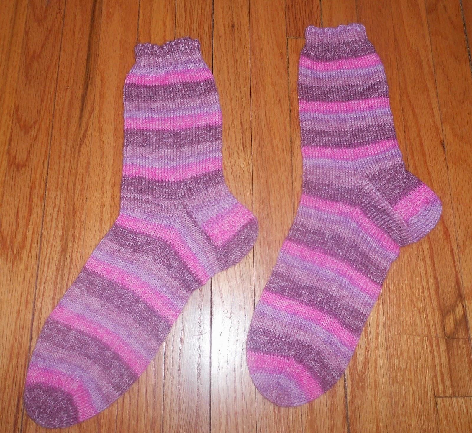 Knitting II: Socks
