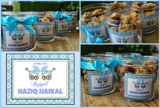 Cookies in canister from RM5.50