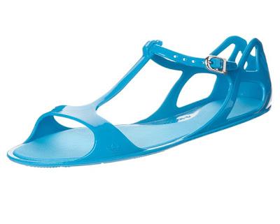 Sandalia de plático de Adidas para ir ideal todo el verano en la playa o en la piscina
