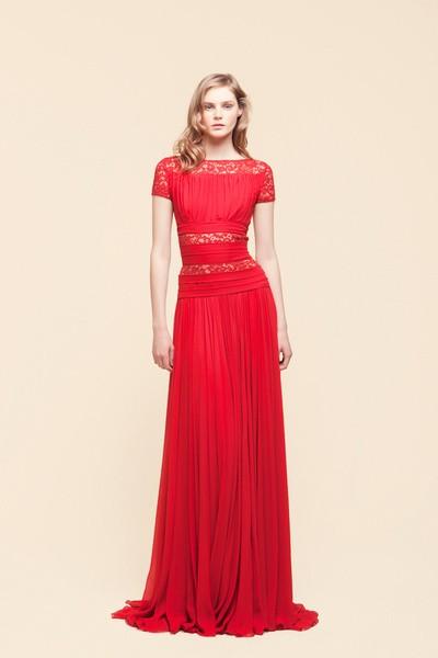 Meine kurze Abendmode zu zeigen!: Modetrend—rote Abendkleider immer!