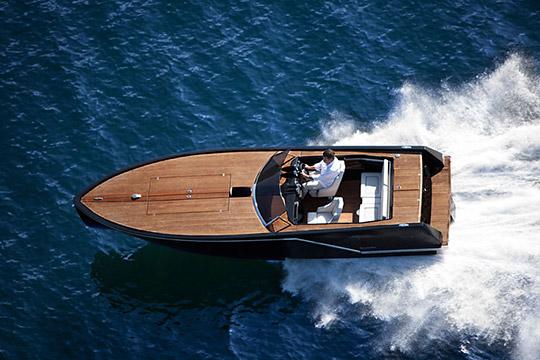 Frauscher 717 GT Boat 1
