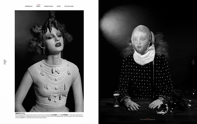 Fashion Photography, Black and White Photography, Magazine Editorial