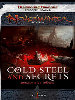cold steel secrets neverwinter rosemary jones forgotten realms