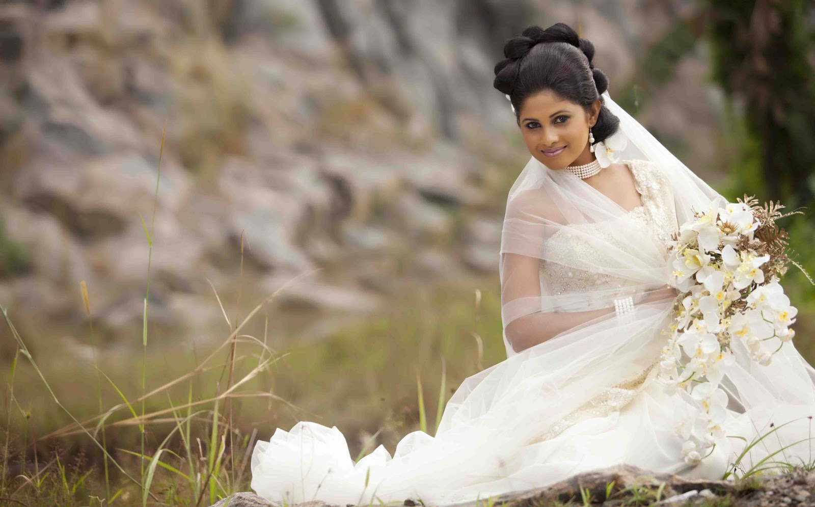 Sri Lanka Bridal Model Fashion Photos Sri Lankan Wedding Photo