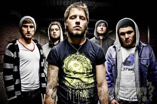 Bury tomorrow band